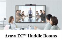 avaya huddle rooms
