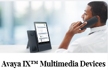 Avaya multimedia devices
