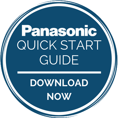 Panasonic Quick Start Guide