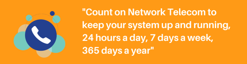 count on Network Telecom