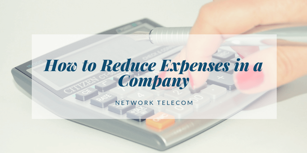 how to reduce expenses in a company