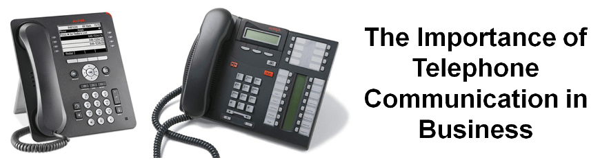telephone communication in business