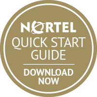 Nortel Quick Start Guide