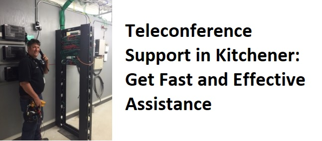 teleconference support
