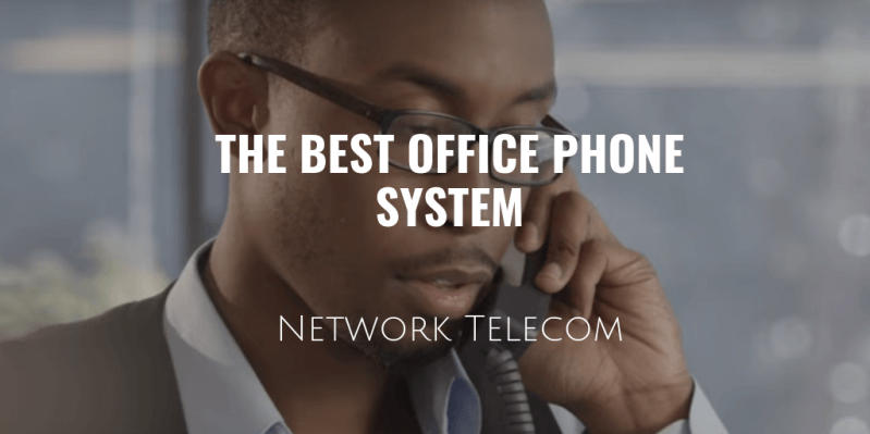 the best office phone system